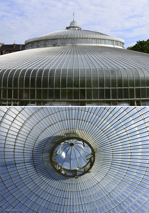 Kibble Palace by David Gadient, 2016