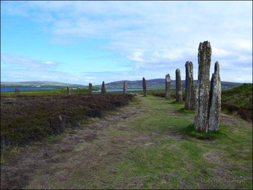 Ring of Brodgar by David Gadient, 2016