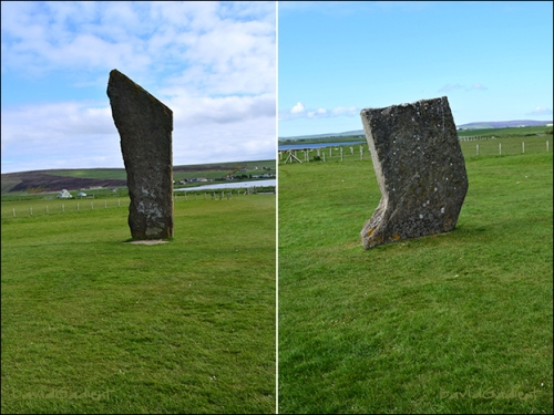 Standing Stones of Stenness by David Gadient, 2016