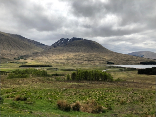 Scotland Near Glencoe by David Gadient, 2018